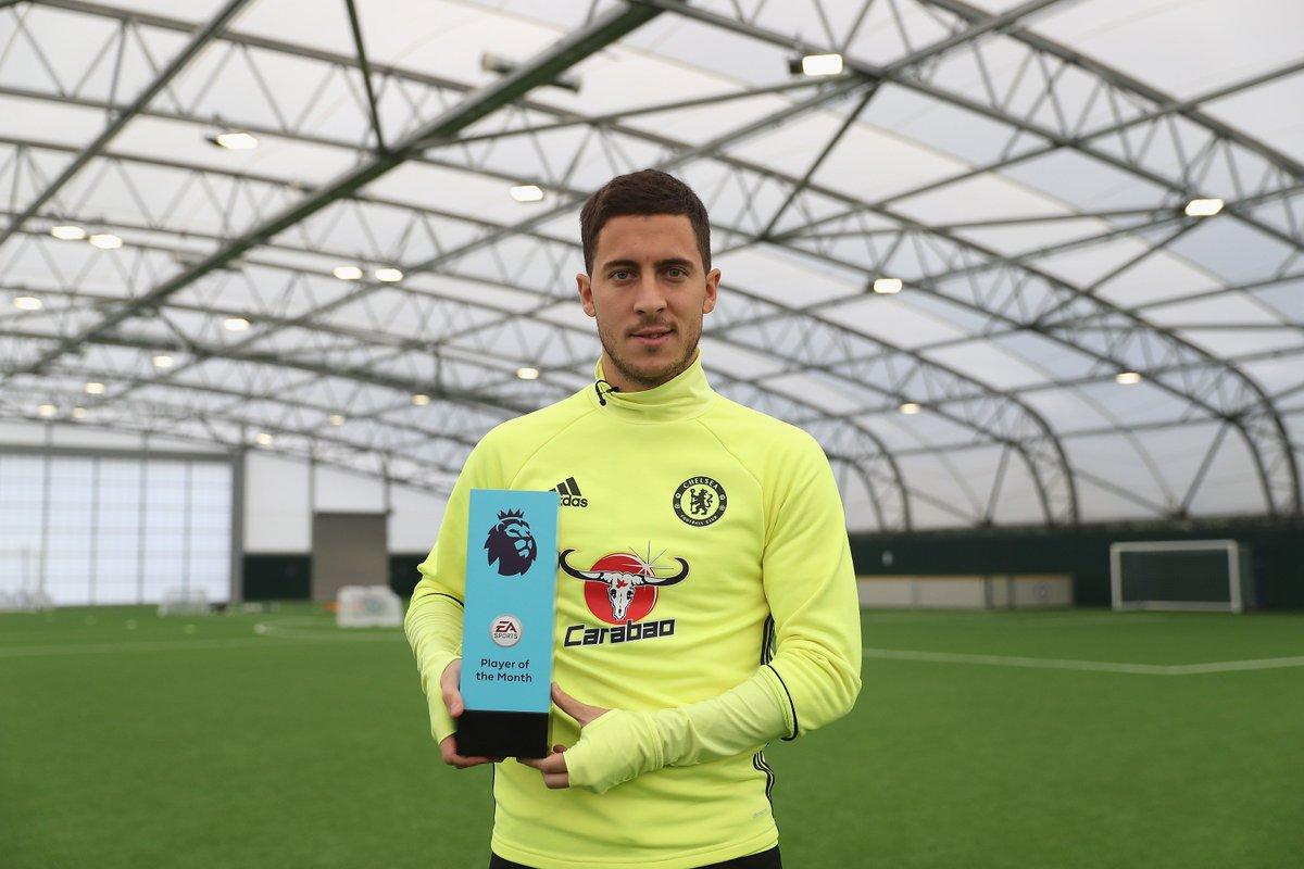 Eden Hazard reveals reason for joining Chelsea