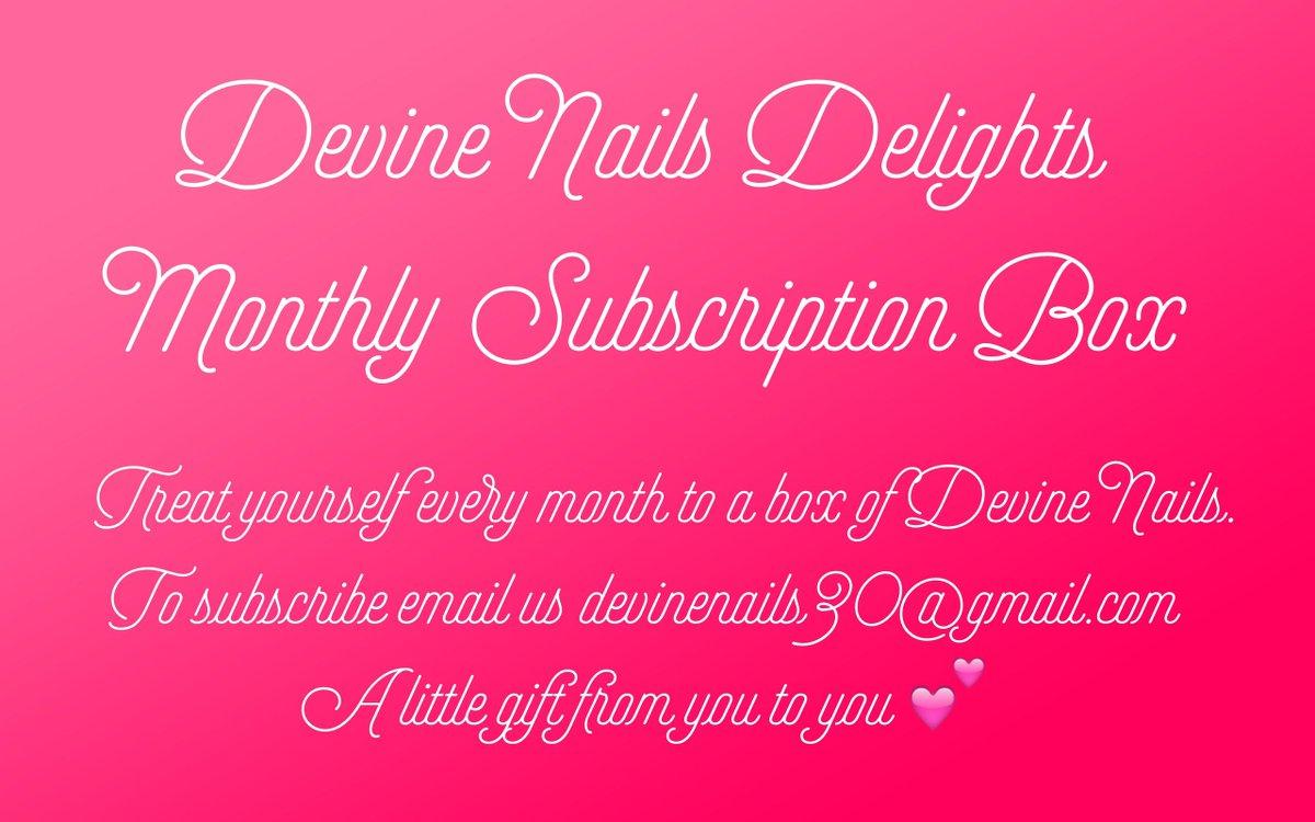 Devine Nails on Twitter: \