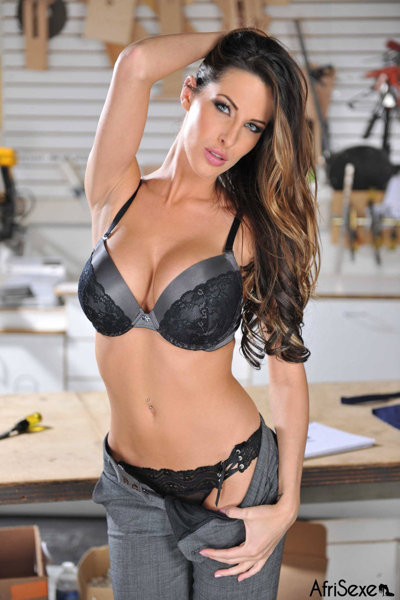 Kortney kane working wood