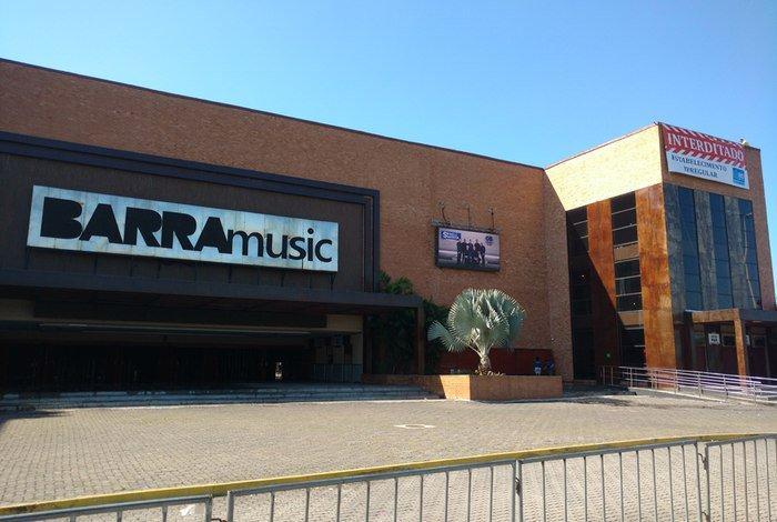 Prefeitura autoriza a reabertura do Barra Music https://t.co/9uoyN8vhzt