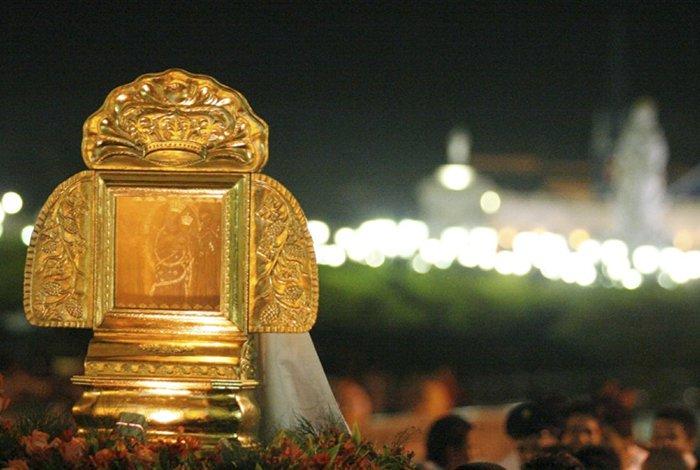 Diego Ricol - Virgen de Chiquinquirá
