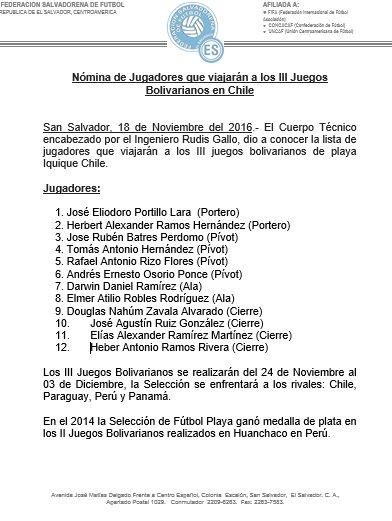 III Juegos Bolivarianos de Playa en Iquique Chile. Cxk3ZQ_W8AAYihp