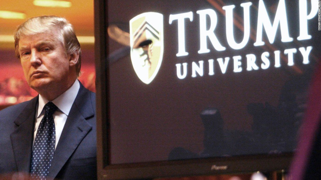 Trump: accordo su universita', 25mln in risarcimenti