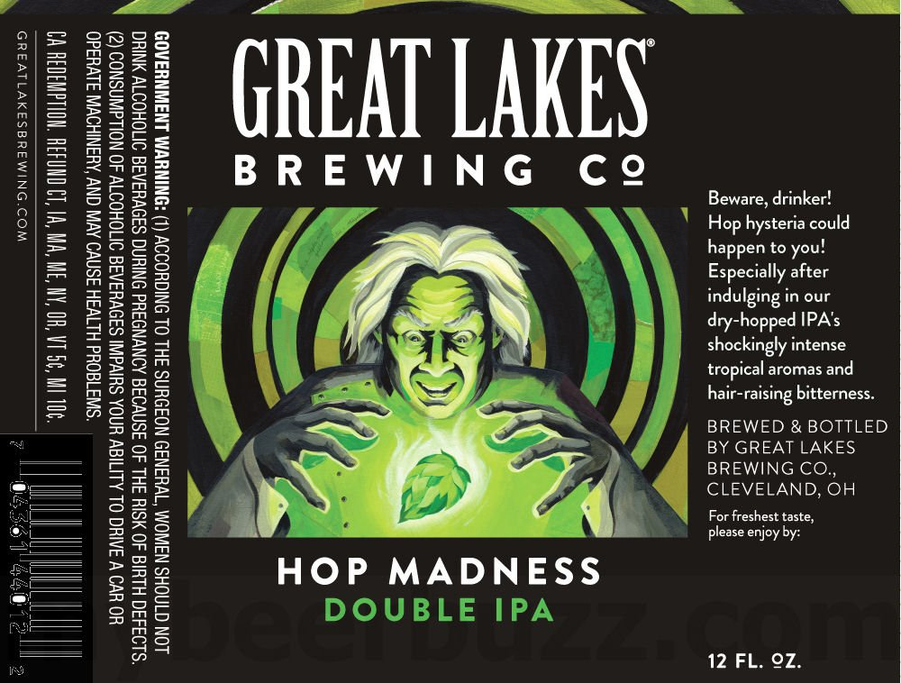 Image result for great lakes hop madness
