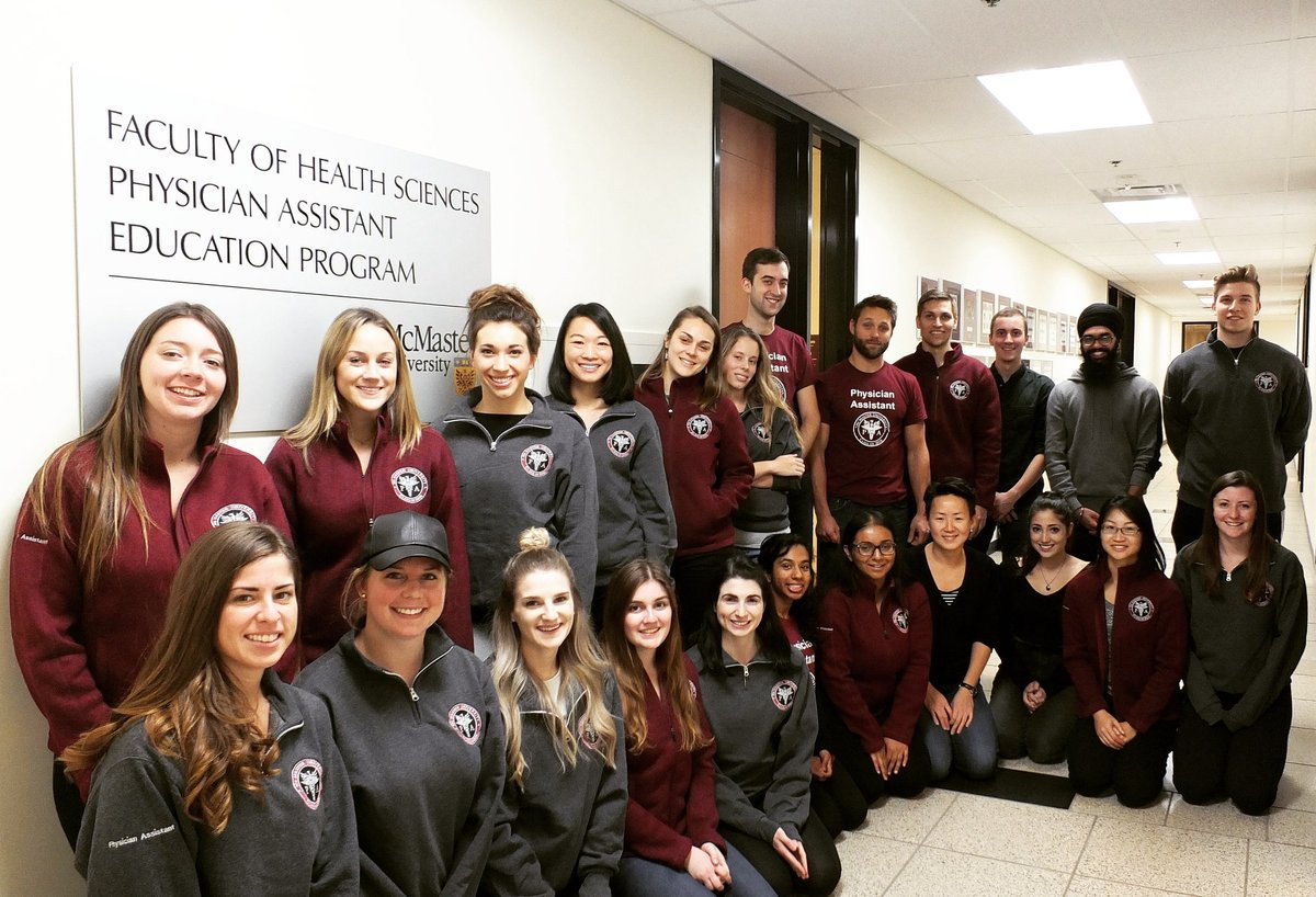 Mcmaster physician assistant