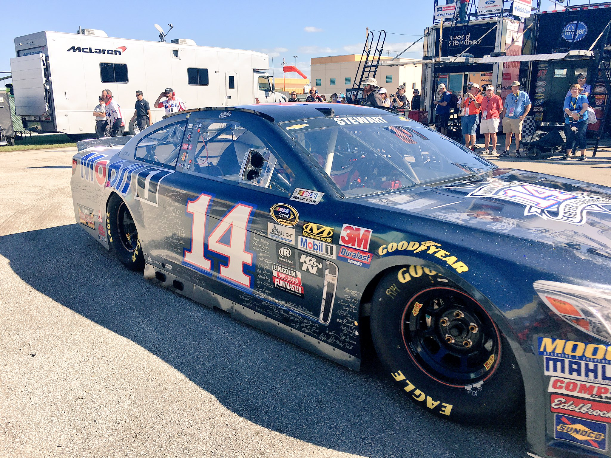 Motor Racing Network On Twitter The Car Of Tonystewart