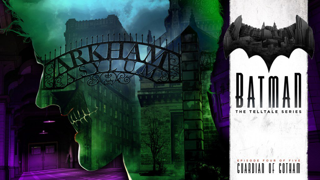 Batman: The Telltale Series Episode 4 Guardian of Gotham