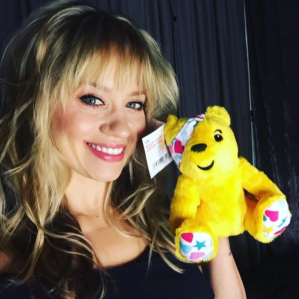 Excited to be part of @bbccin Appeal Night on @bbcone! Donate whatever you can! #CiN https://t.co/iIWuuq8M6Q https://t.co/IaGr1gTHB4