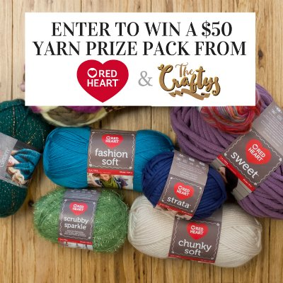 Win Big in The Craftys Giveaways! Just visit crafters crafts