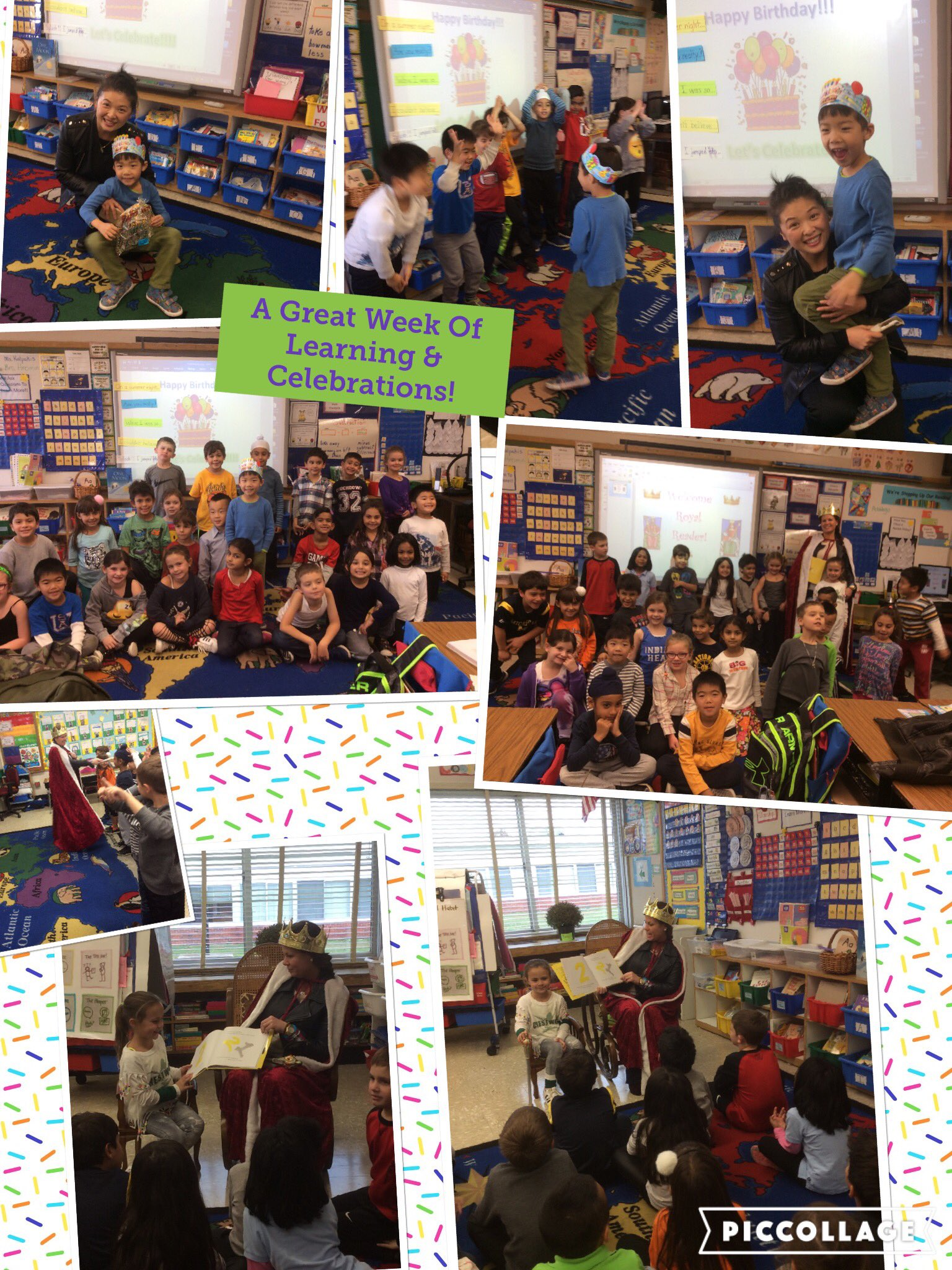 A Great Week Of Learning & Celebrations! #seamanstrength @Ivysherman https://t.co/SLhM8ATb4L