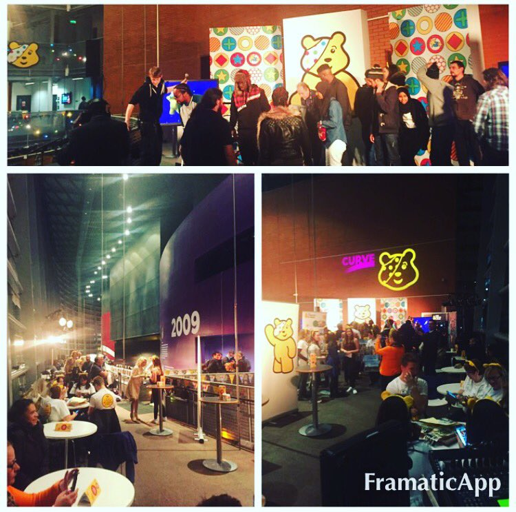 Awesome night at #BBCCiN you are all fabulous!!! And a huge thanks to @CurveLeicester @bbcemt https://t.co/FE5GRymlNR