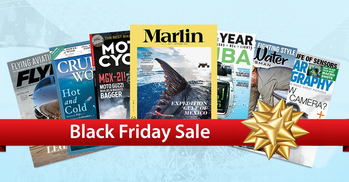 Our #BlackFriday Sale is on! Give yourself or friends & family the gift of Marlin for only $5! https://t.co/Uug3BZkpwQ https://t.co/yQguBBAim9