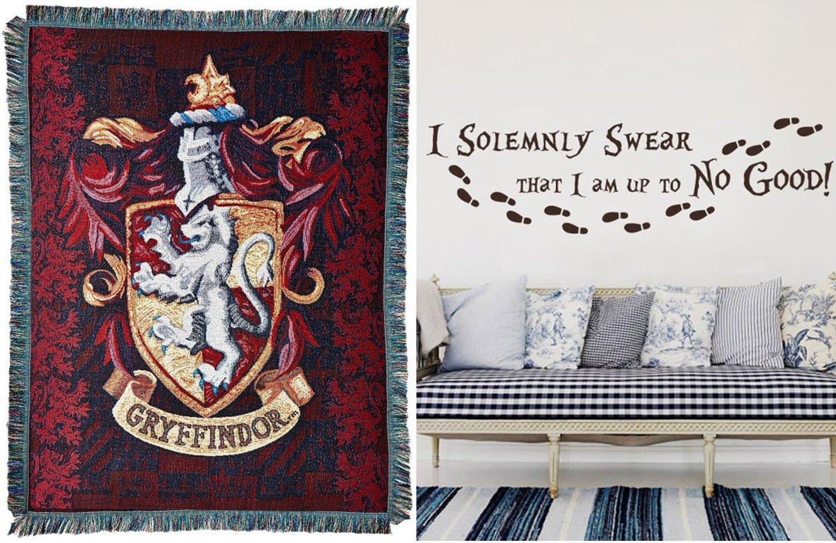 Harry Potter : magical Harry Potter dorm | BuzzFeed
