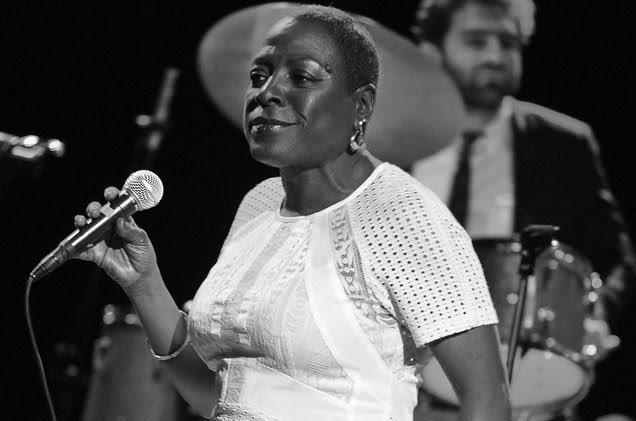 Rest In Peace to the beautiful black queen Sharon Jones