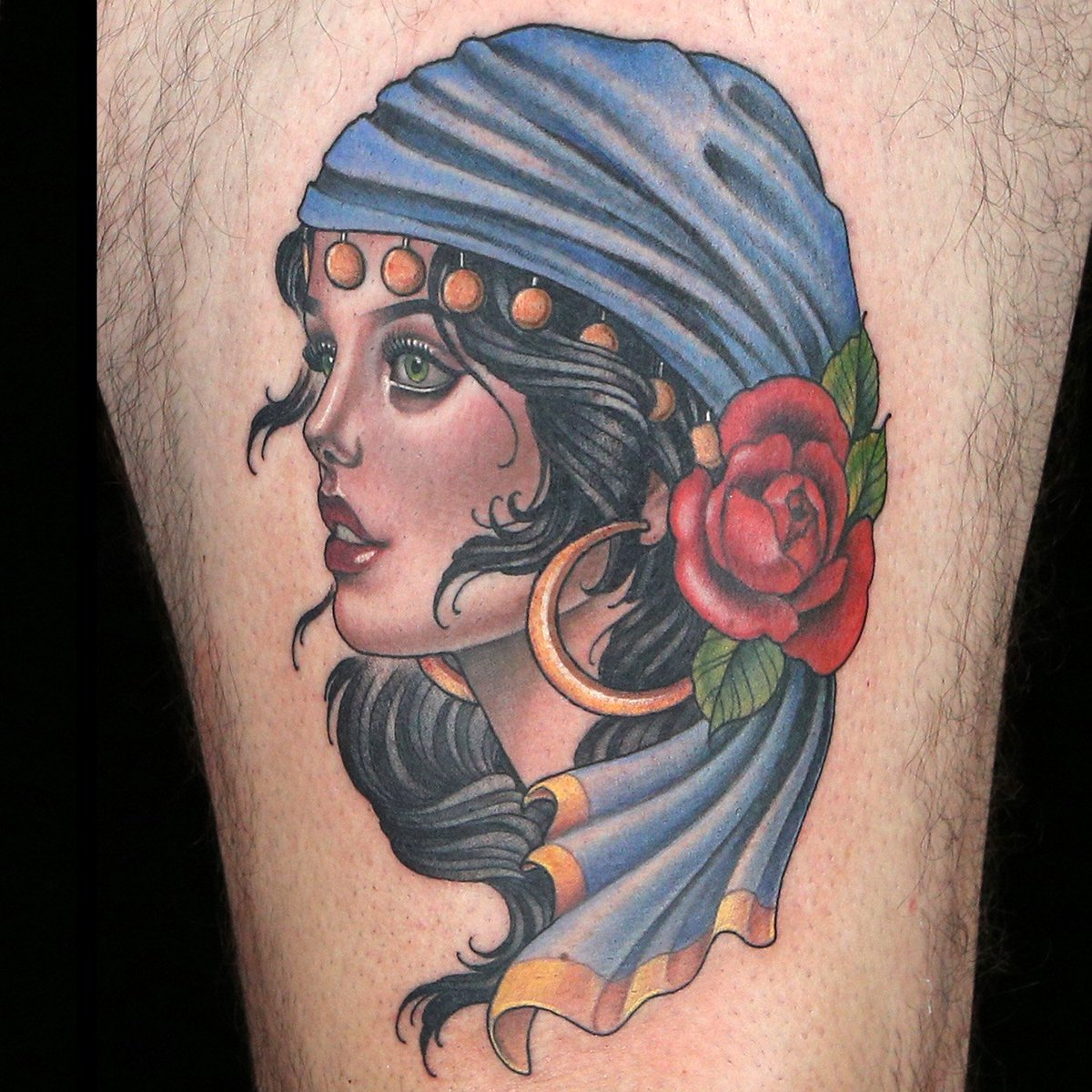 Best tattoos from ink master for Best tattoo ink to use