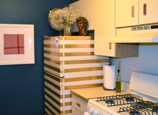 These old appliances get a new look with simple diy upgrades. remodel