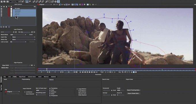 Multi-Plane Lightsaber Remove with Mocha Pro3d cgi animation vfx tutorial