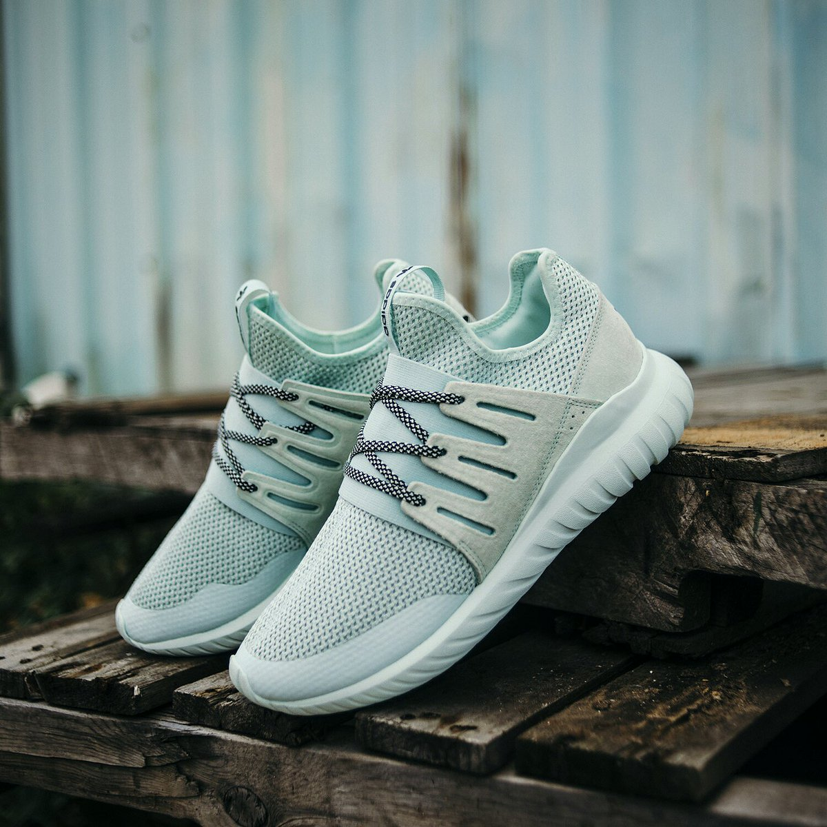 pretty nice 8e0dd 3e775 ... order sports plus nola on twitter adidas tubular radial ice mintu2026  efef2 045dc