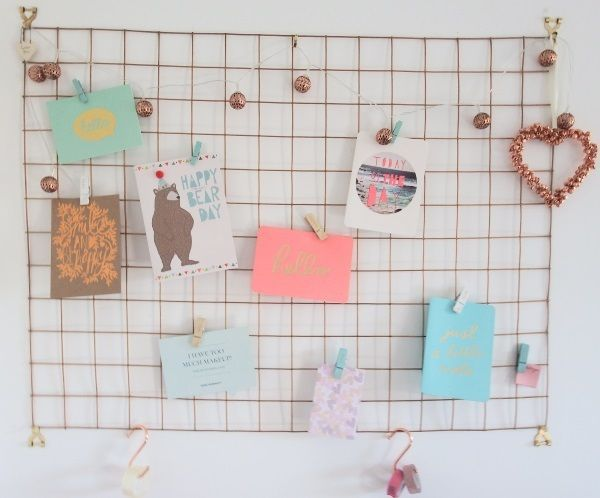 My easy #DIY to make this gorge #copper memboard!    http:// buff.ly/2gqFXft  &nbsp;   #lbloggers #interiors #homeinspo #memoboard #noteboard #office<br>http://pic.twitter.com/L37rTq73dv