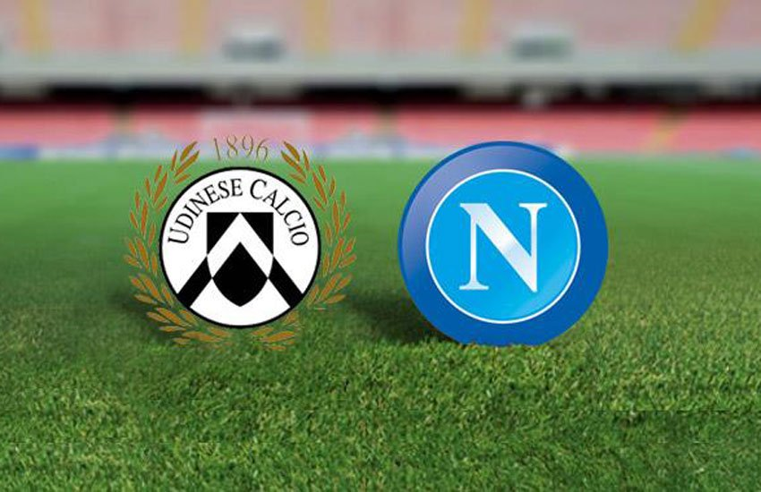 UDINESE-NAPOLI Streaming Gratis Rojadirecta: info Diretta TV Video partita Serie A Oggi 19 11 2016.