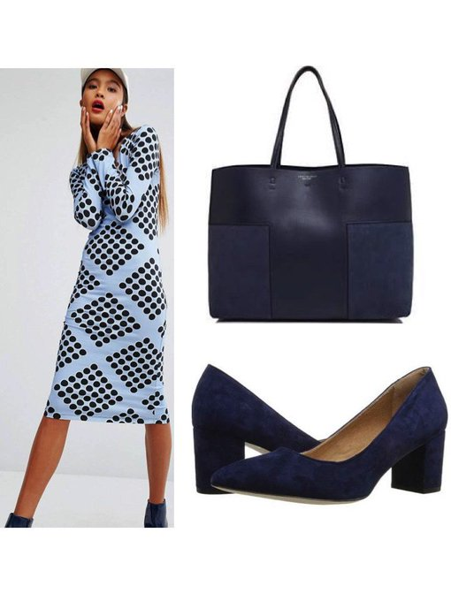 Tory Burch Block-t Tote ootd fashionpost stylelookbook