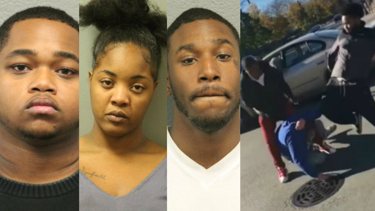#BREAKING: Four charged with vicious beating of #Chicago man. During beating they were yelling, 'Don't vote Trump' https://t.co/TaYDcJfuUp