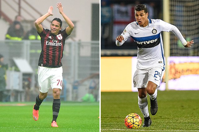Gol Milan-Inter 2-2: Video Highlights e Sintesi (Serie A 2016-17)