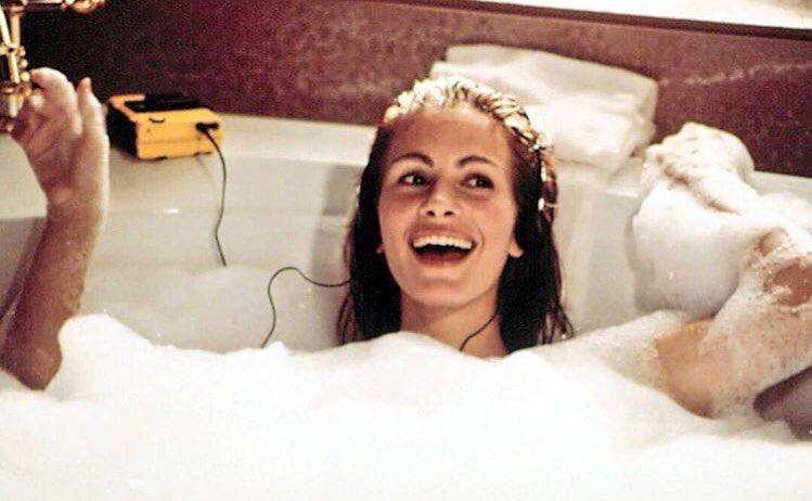 julia roberts pretty woman laugh ile ilgili görsel sonucu