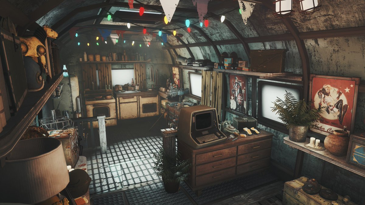 The real elianora on twitter it 39 s out guys i did it for Best house design fallout 4