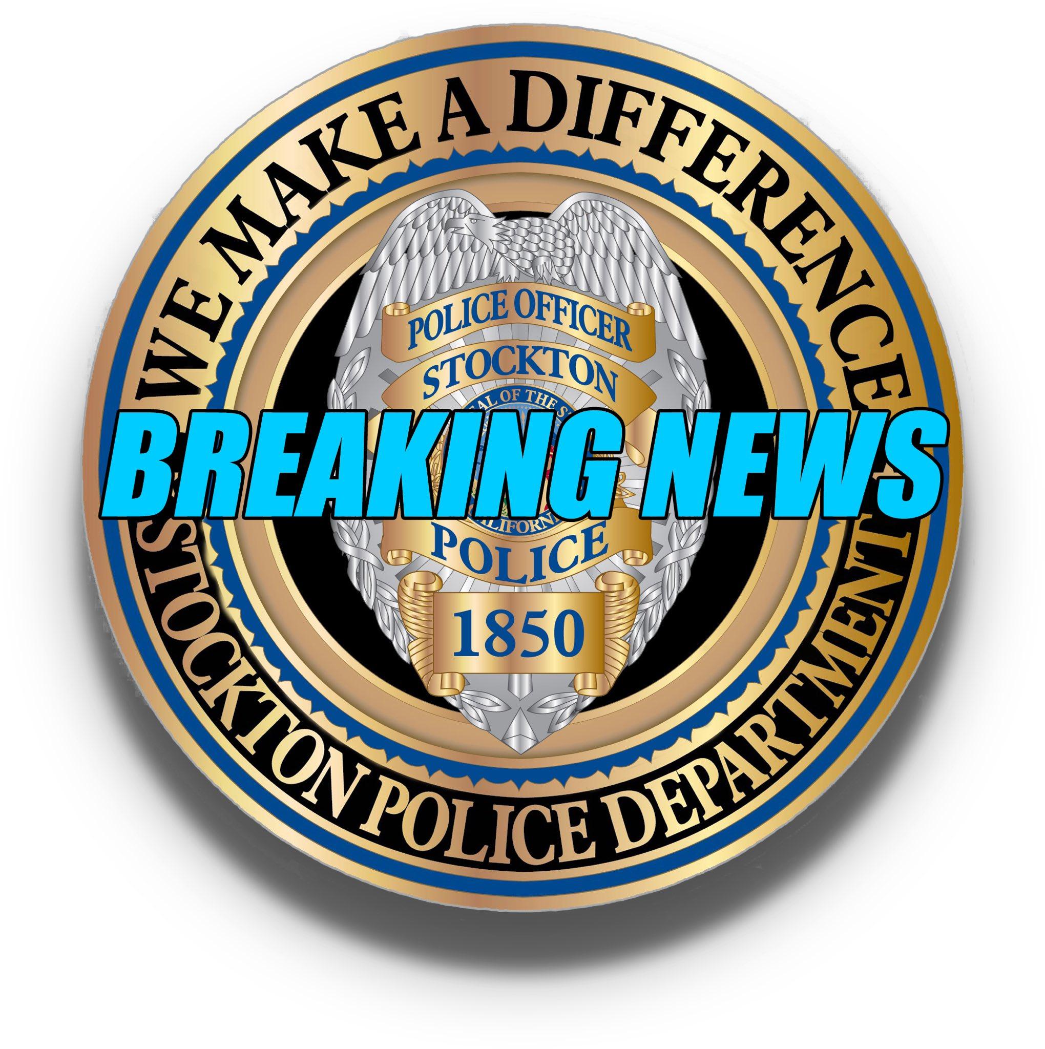 stockton police report