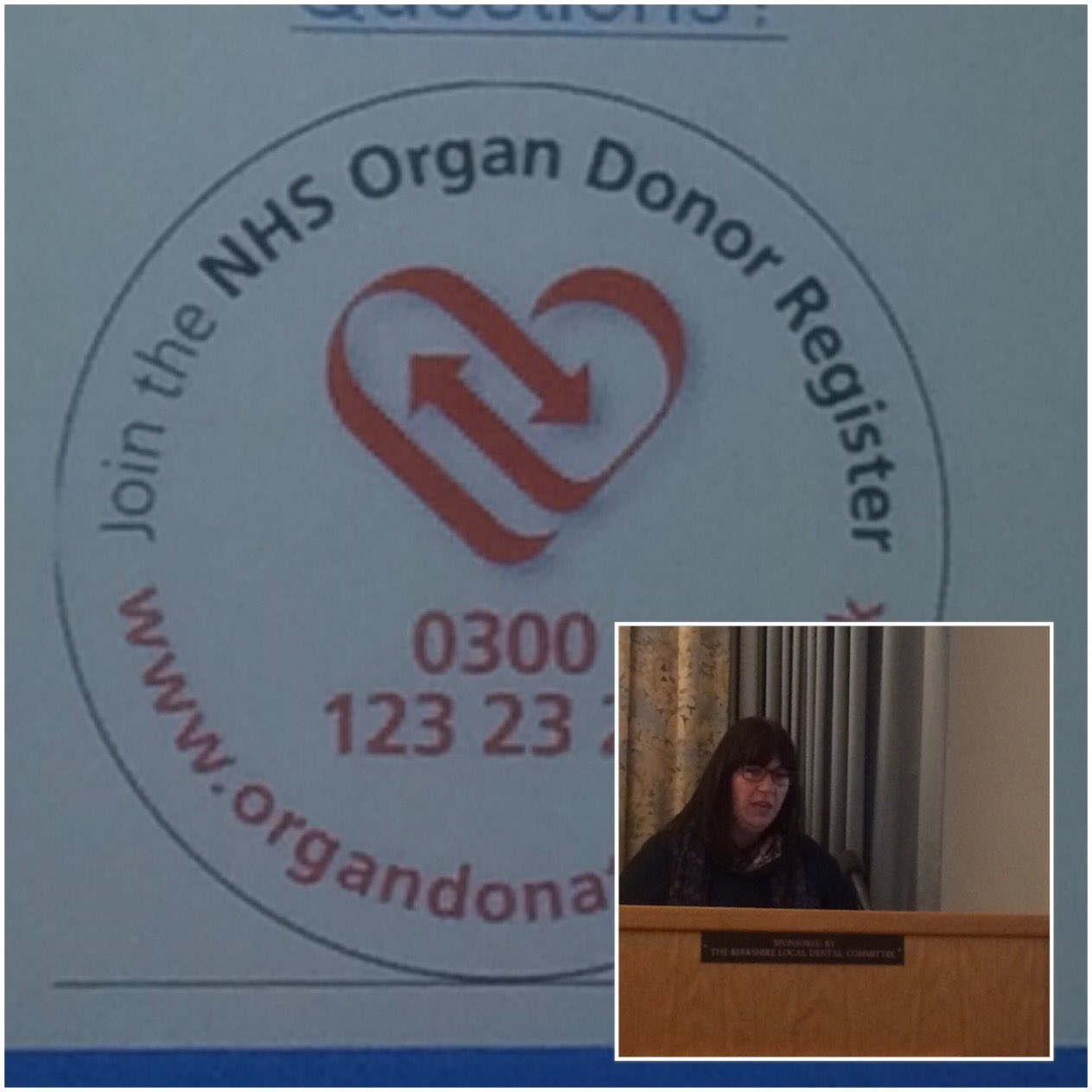 Leigh talking about Organ Donation Experience and Future... @BACCNUK #CSEol #BACCNCS @NHSOrganDonor https://t.co/7oiHEWOBbD