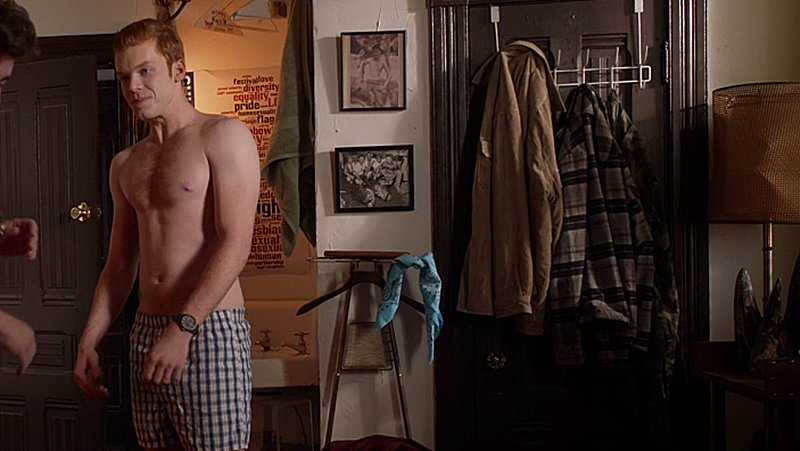 Ian gallagher naked — pic 8