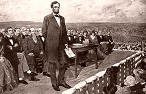Today in 1863, Abraham Lincoln delivered the Gettysburg Address. Find teaching ideas here: https://t.co/IPw88VRROO https://t.co/EHCoy3dk0Y