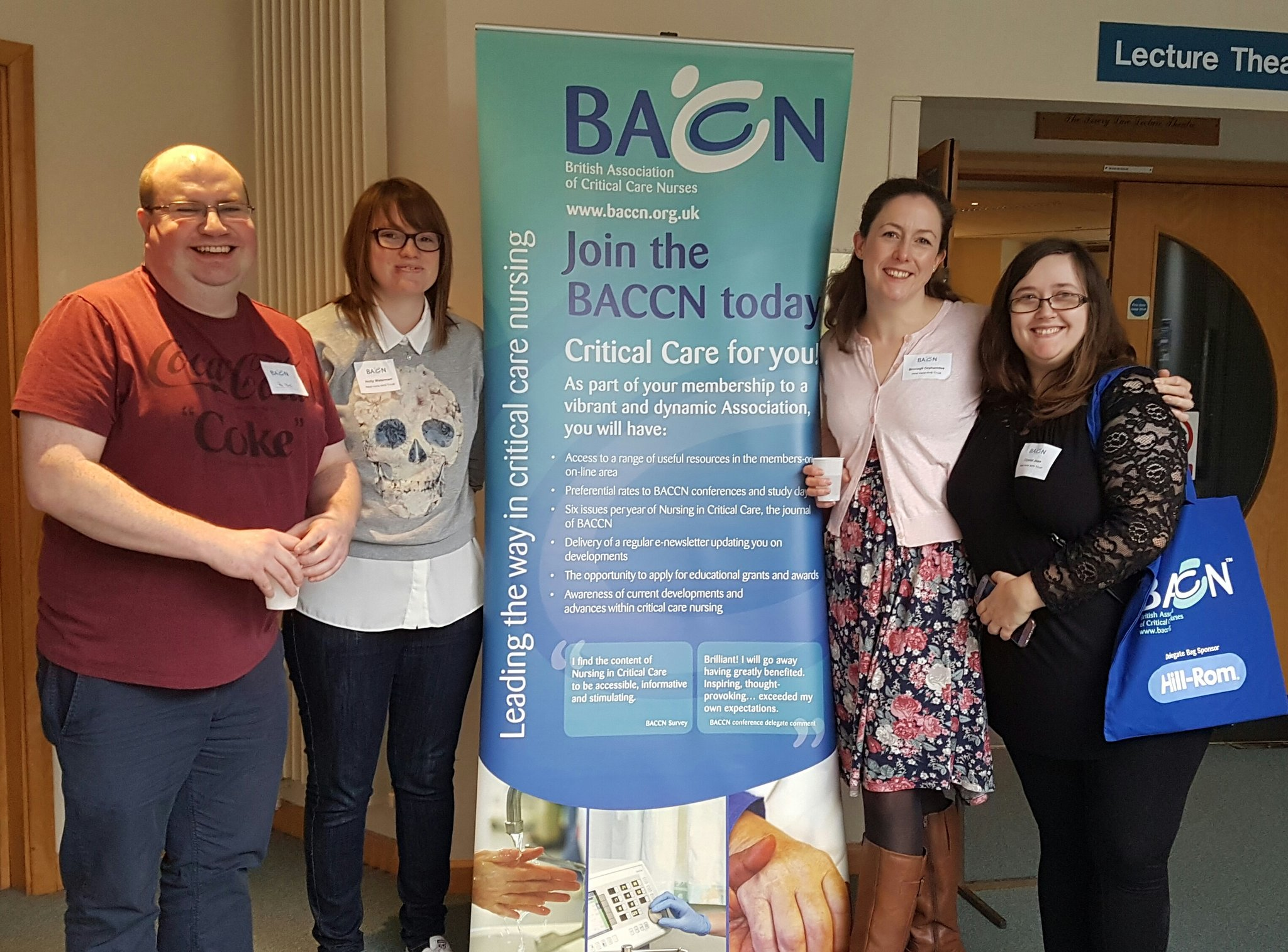 Excited to be at EoL & Organ Donation study day run by @BACCNUK  in Wrexham Park Hospital @WestHertsNHS @WestHertsICU  #CSEoL' https://t.co/LlCjxhXeNc