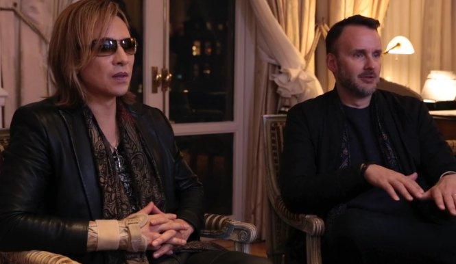 Kijk het interview terug met @YoshikiOfficial en filmmaker Stephen Kijak: https://t.co/yzgBqtVvqc https://t.co/ZLD53zQXsl