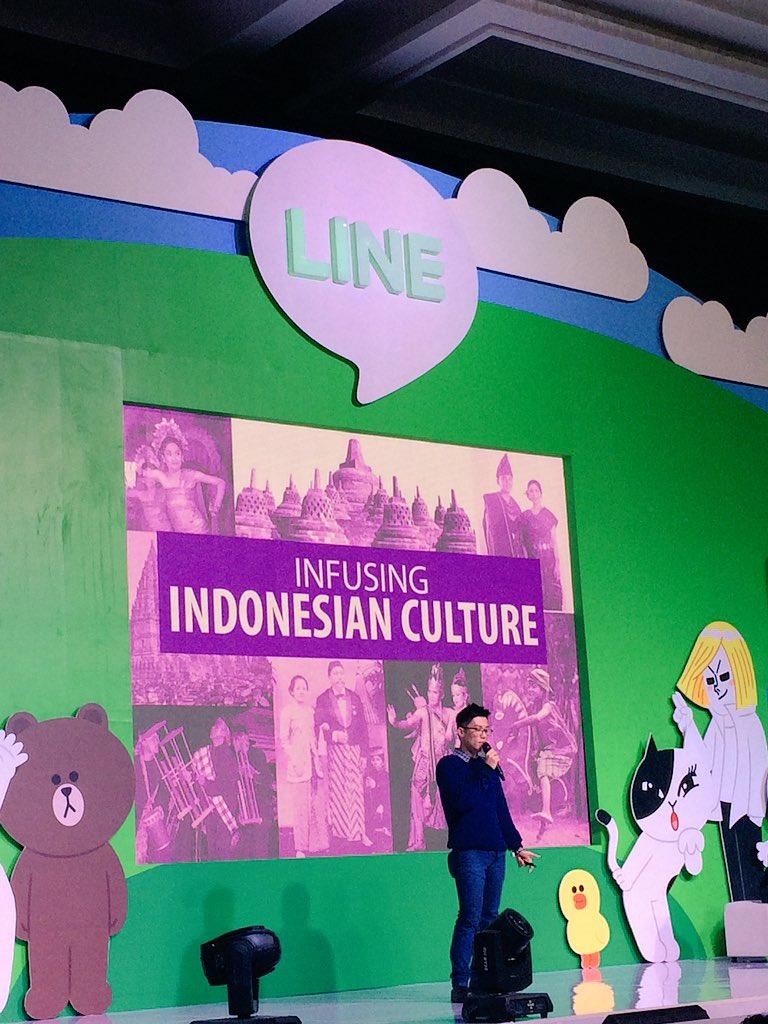 Line Indonesia On Twitter Kayak Gini Contohnya Sahabat Kostum Putri Dan Film The Raid Semuanya Masukin Budaya Linecreativate2016 Https Tco Nasrx3hhvv
