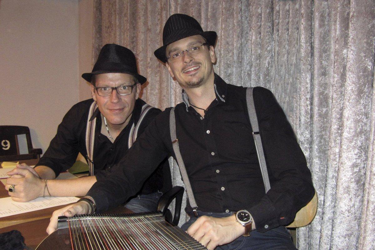 Andreas Thürnbeck und Stephan Ander