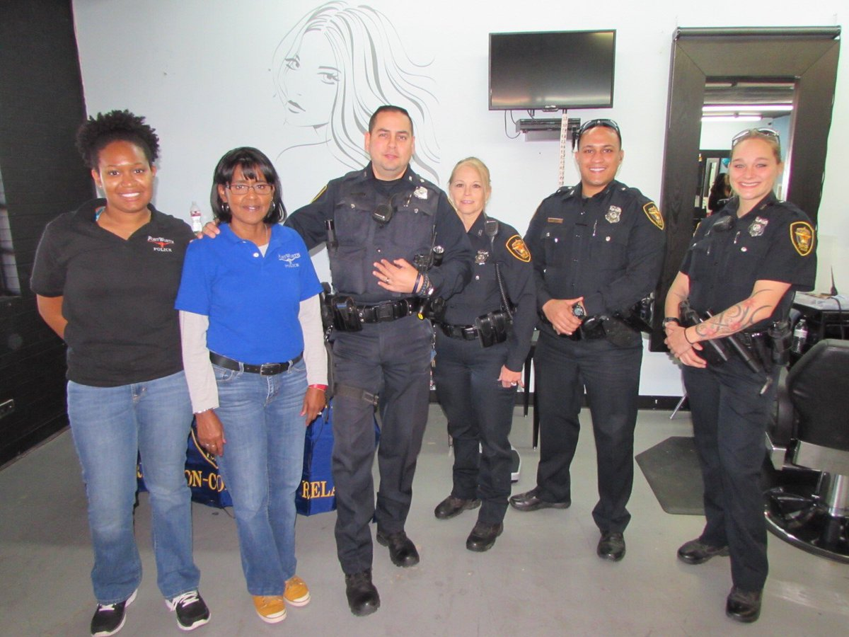 Fort Worth Police On Twitter Central Div Crime Specialist And