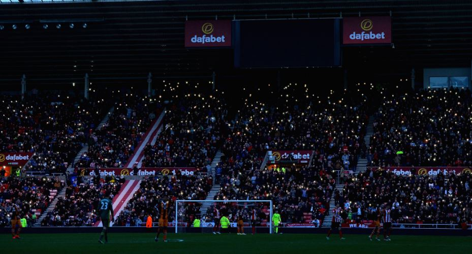Темний вечір на Стадіоні Світла - изображение 1