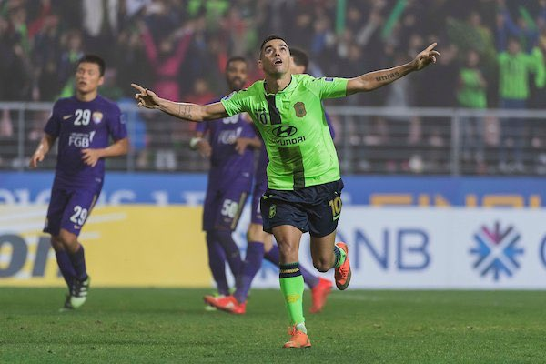 Video: Jeonbuk Motors vs Al Ain