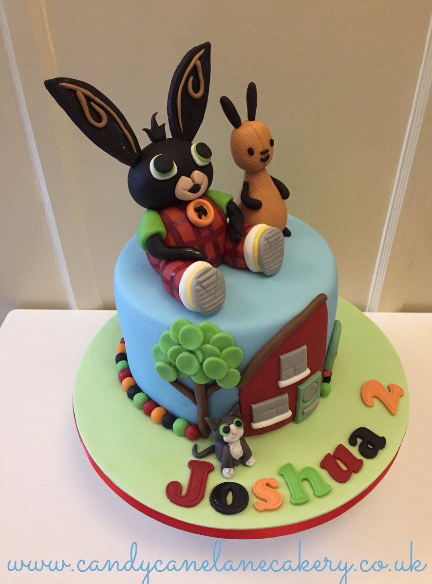 Bing Bunny On Twitter Quot That Is Quite A Cake What A Lucky