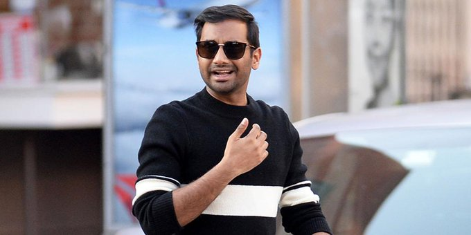 You're not a master of none, azizansari you're a master of monochromeOOTD:
