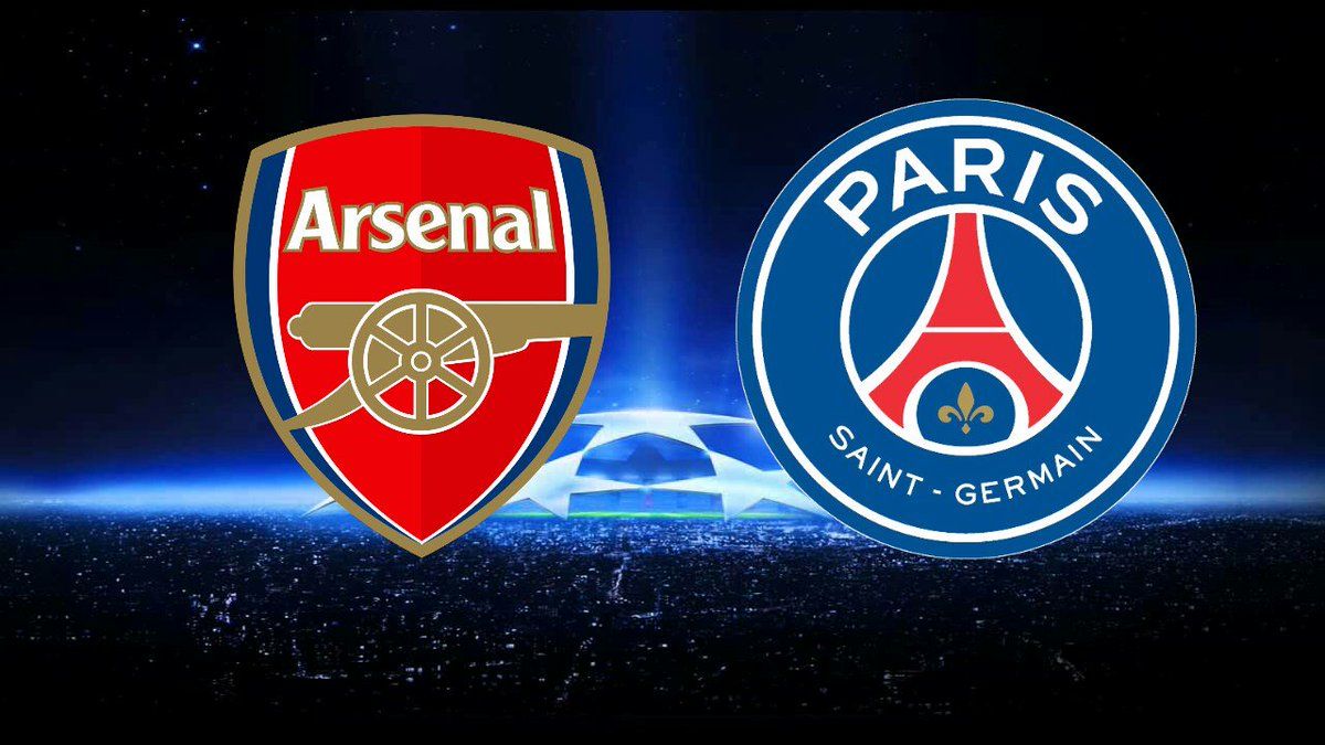 ARSENAL-PARIS SG Rojadirecta Streaming Gratis vedere con iPhone Tablet PC in Diretta TV YouTube Live Facebook Video.