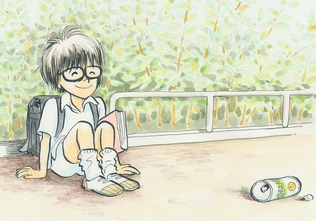 「3月のライオン」第7話ご覧いただいたみなさまありがとうございました!7話のエンドカードイラストは、ちばてつや先生に寄稿いただきました!公式サイトでもイラストを公開しました。3lion-anime.com/special/#3月のライオン #3lion_anime pic.twitter.com/UCGyBwgWsJ