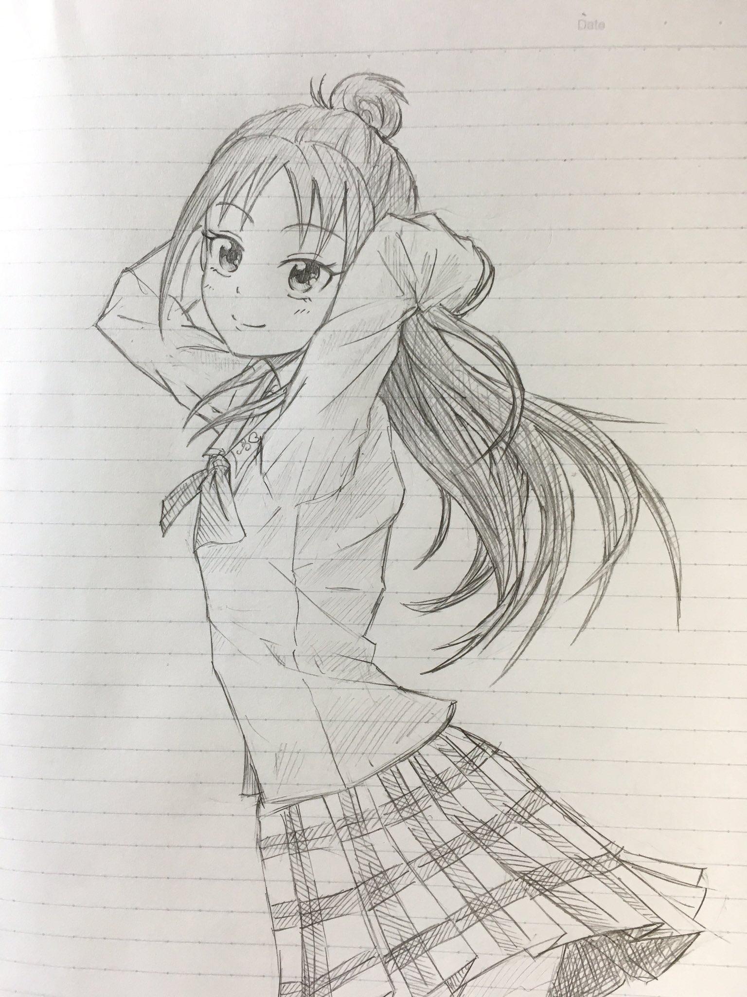 井上さんた (@inouesantaM1851)さんのイラスト