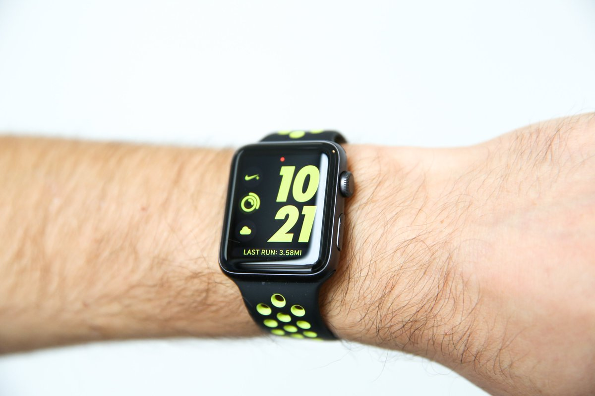 The Apple Watch Nike+ will make you miss running with your phone