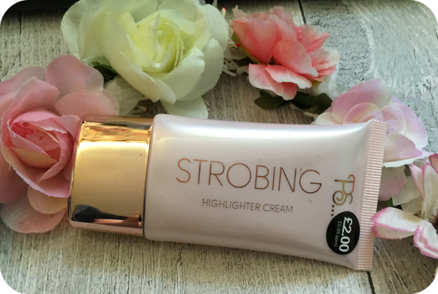 Primark Ps Strobing Highlighter cream review bbloggers beautybloggers fbloggers beauty