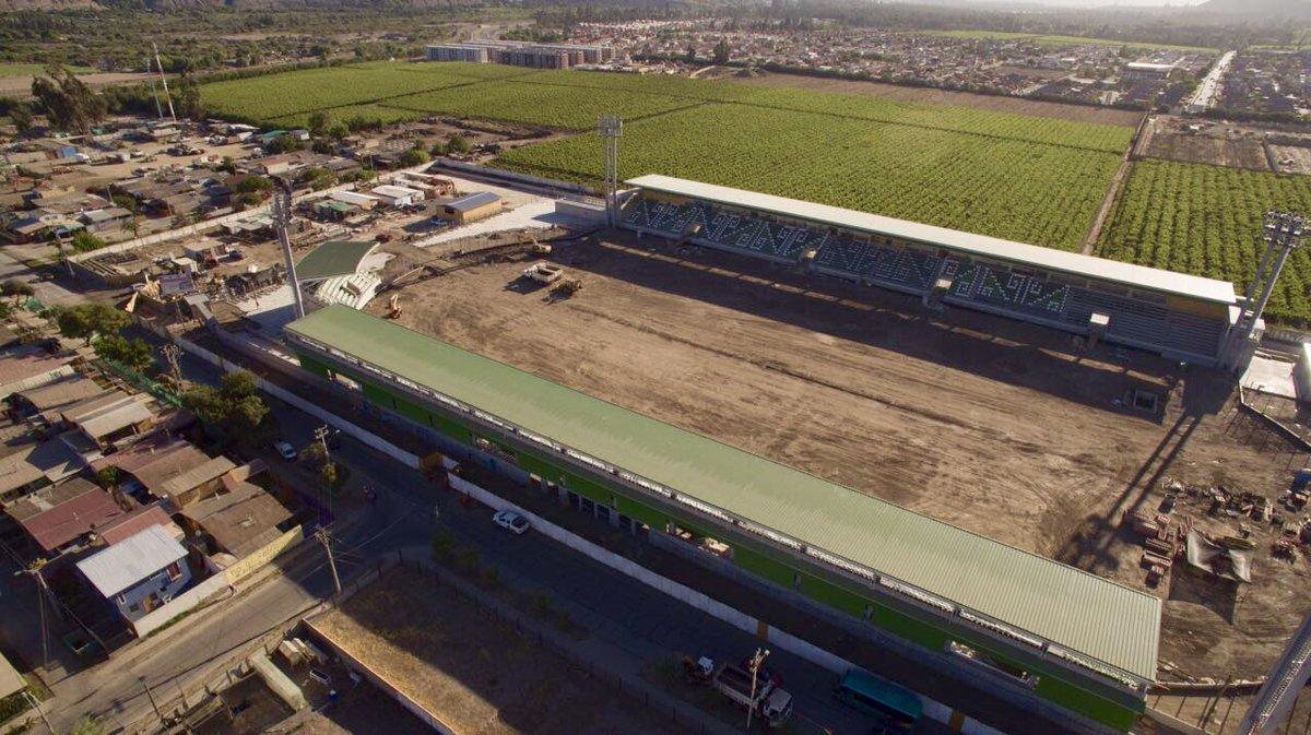 Estadios Nuevos