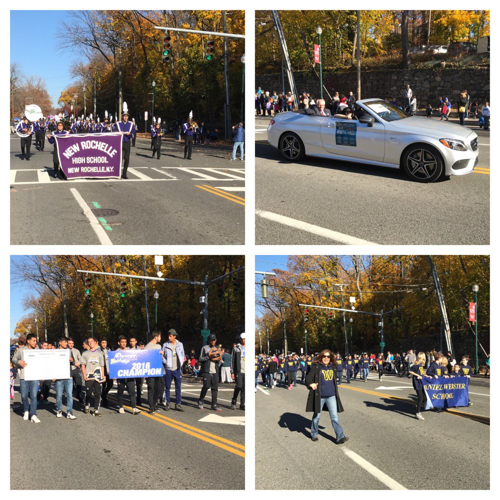 NRHS Marching Band, NRHS Boys SoccerState Champs, Grand Marshall, Webster School https://t.co/ucho1b0jlS