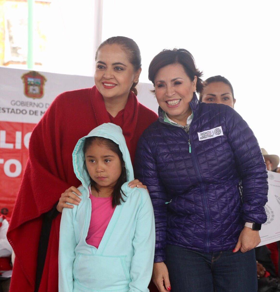 Rosario Robles: XOCHITL REYES CASTRO (@xochitlrcastro)